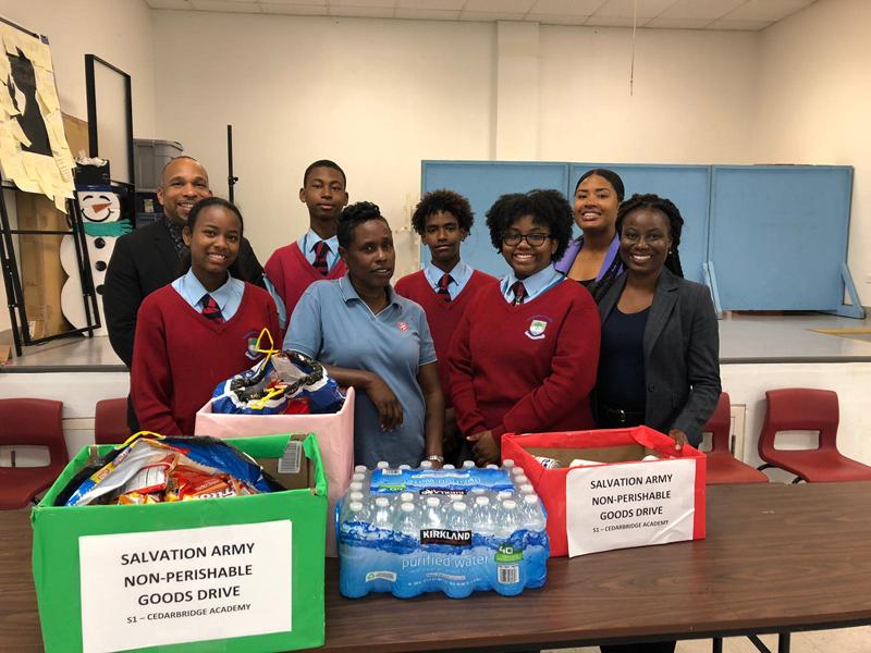 CedarBridge Give Back Bermuda June 2019