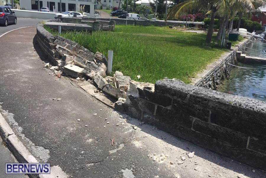 Collision Bermuda, June 25 2019-1