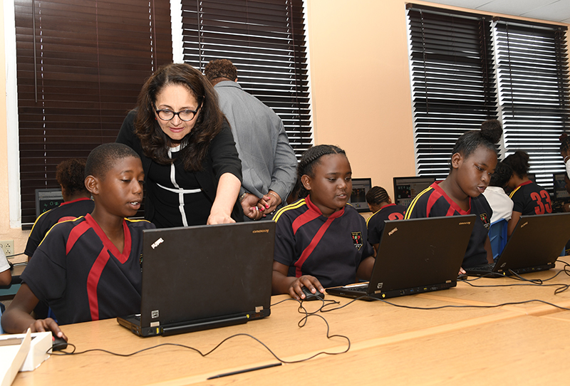 ConnectTech Hosts End Of Year Coding Programme (4)