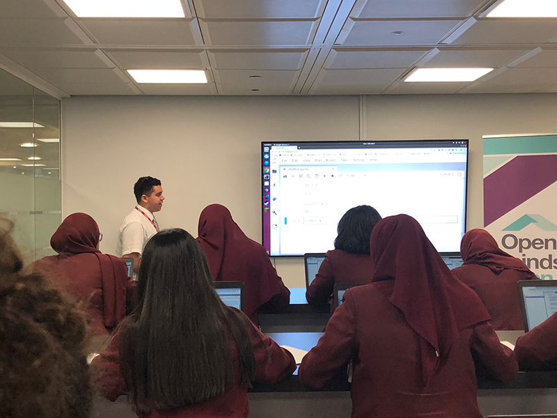 ConnectTech Hosts End Of Year Coding Programme (5)