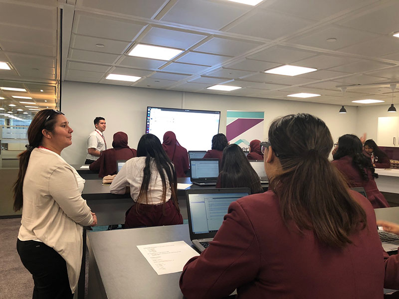 ConnectTech Hosts End Of Year Coding Programme June 2019 (1)