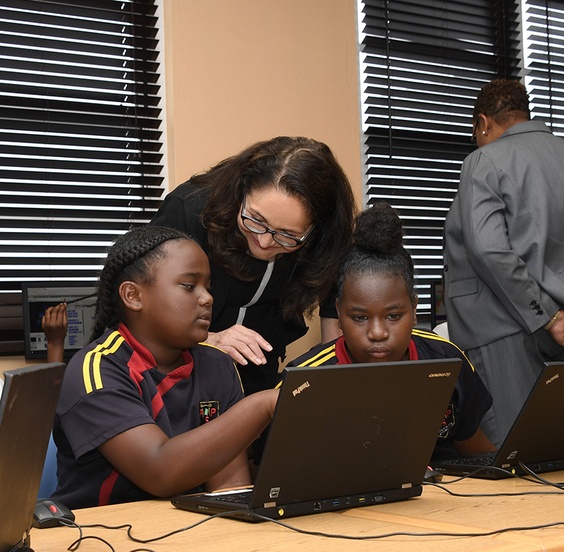 ConnectTech Hosts End Of Year Coding Programme June 2019 (2)