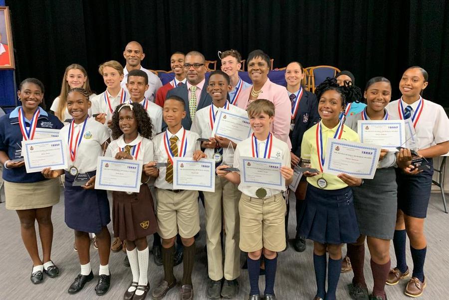 Denton Hurdle Memorial Awards Bermuda, June 21 2019 (1)