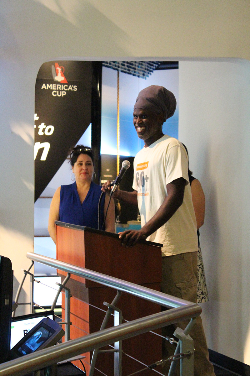 Eugene Dean, Greenrock Bermuda June 2019