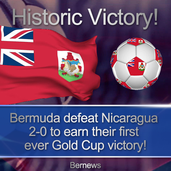 Football Bermuda Victory IG 2