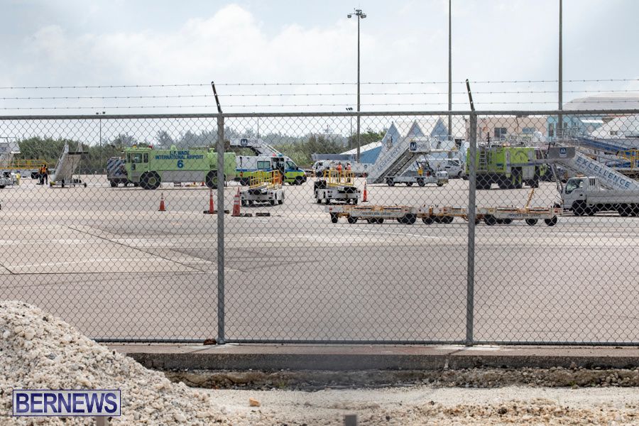 Fuel Spill Airport Bermuda, June 20 2019-2581