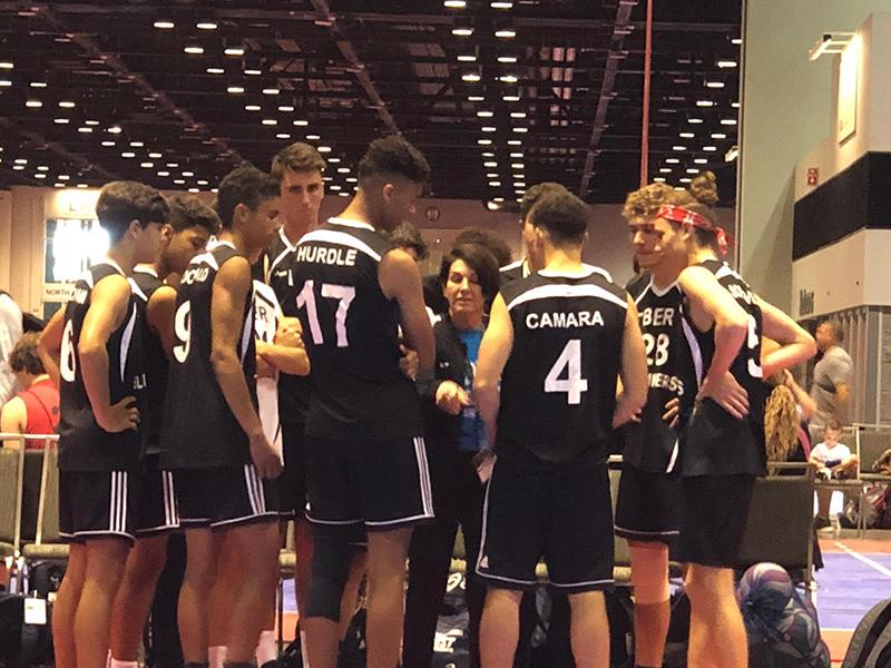 Junior Boys National Volleyball AAU Bermuda June 2019 (1)