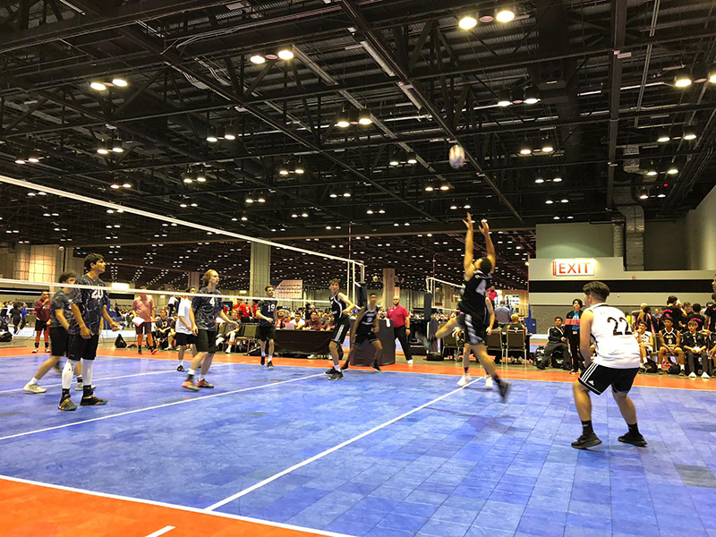 Junior Boys National Volleyball AAU Bermuda June 2019 (12)