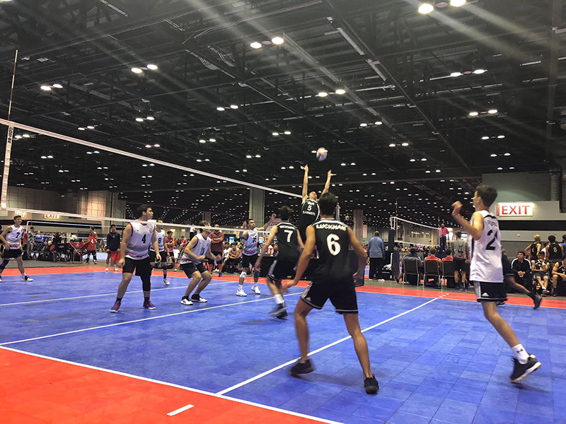 Junior Boys National Volleyball AAU Bermuda June 2019 (14)