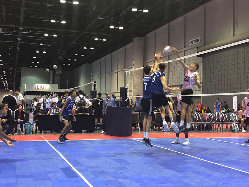 Junior Boys National Volleyball AAU Bermuda June 2019 (15)
