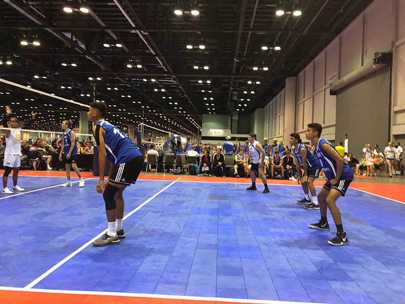 Junior Boys National Volleyball AAU Bermuda June 2019 (16)