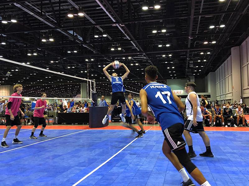 Junior Boys National Volleyball AAU Bermuda June 2019 (2)