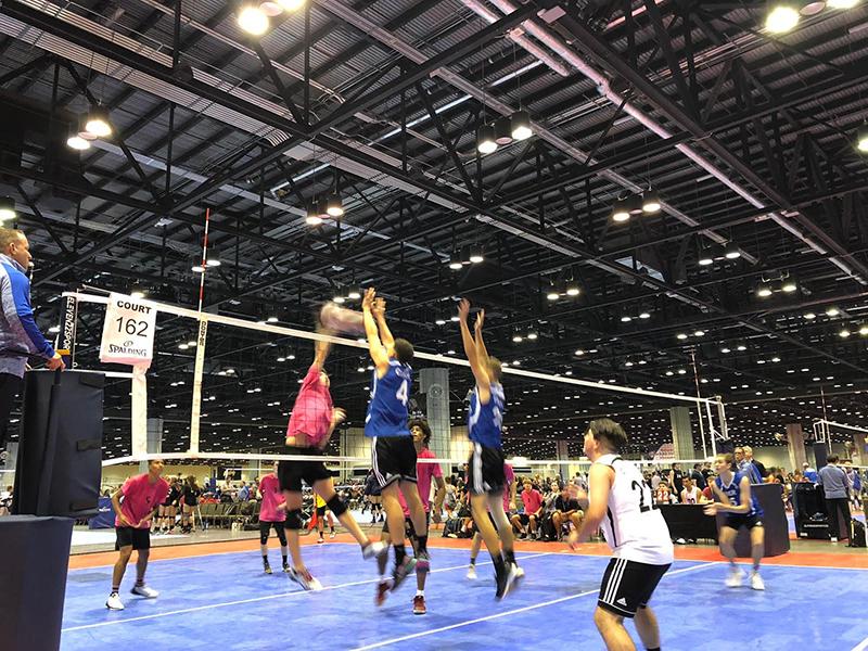 Junior Boys National Volleyball AAU Bermuda June 2019 (3)