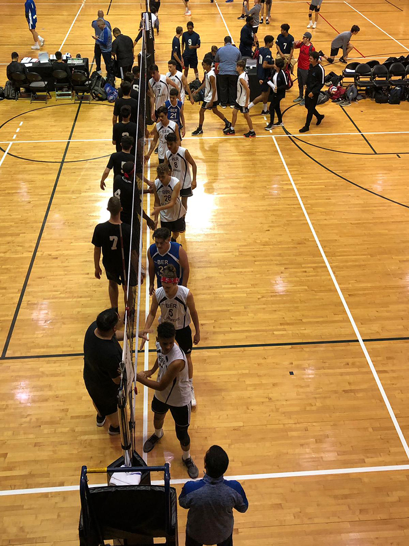 Junior Boys National Volleyball AAU Bermuda June 2019 (8)