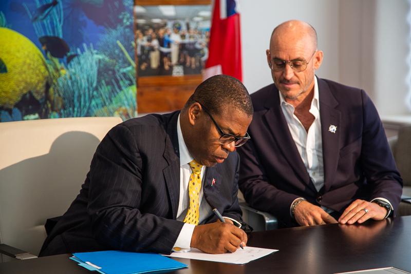 MOU Signing Bermuda Ocean Prosperity Programme June 2019 (2)