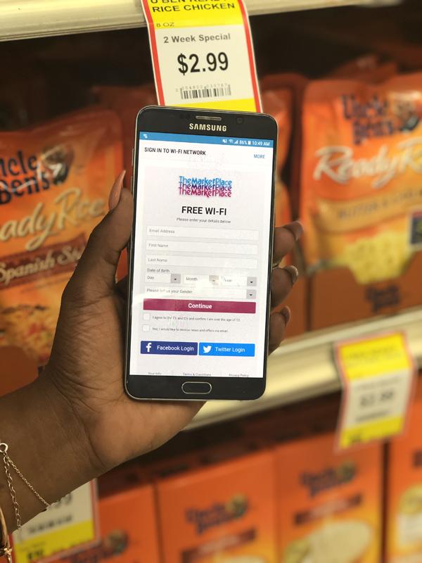 MarketPlace Free In-store Wi-Fi Bermuda June 2019