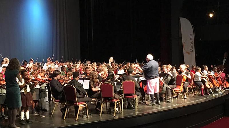 Menuhin Foundation Annual Concert Bermuda June 2019