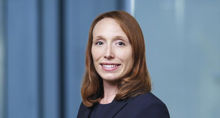 Michelle Falcucci Of Carey Olsen Bermuda June 2019