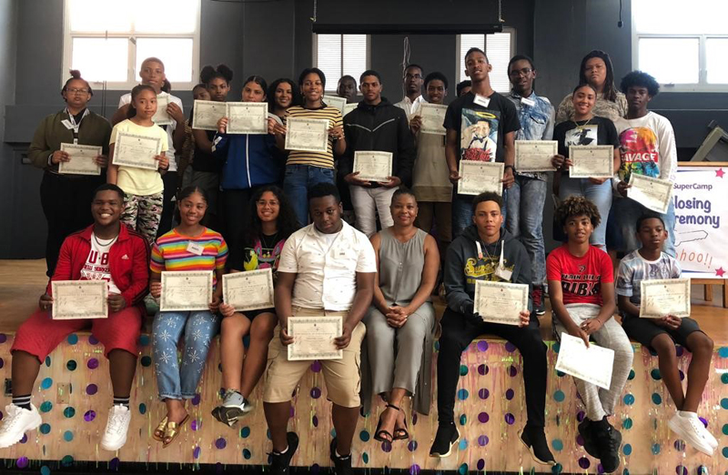 Mirrors Students Complete Programme Bermuda June 2019 (1)