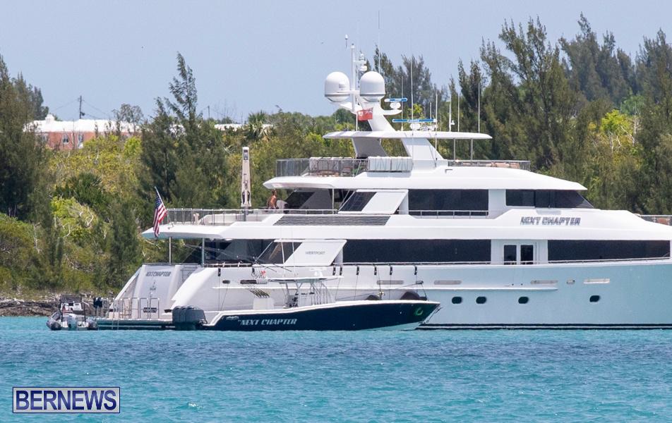 Next Chapter Super Yacht Bermuda, June 25 2019-4585