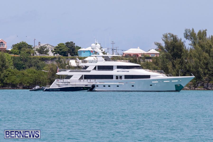 Next Chapter Super Yacht Bermuda, June 25 2019-4631