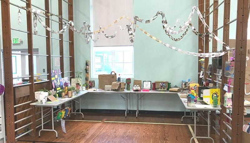 Port Royal Primary School's Trash To Treasure June 2019 (1)