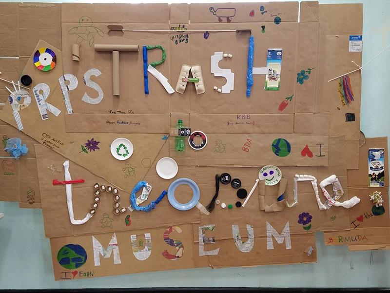 Port Royal Primary School's Trash To Treasure June 2019 (4)
