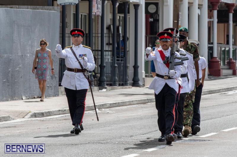 Queen's-Birthday-Parade-Bermuda-June-8-2019-3676