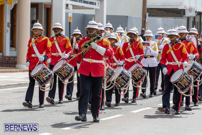 Queen's-Birthday-Parade-Bermuda-June-8-2019-3683