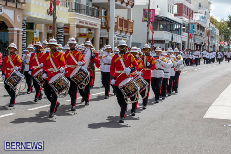Queen's-Birthday-Parade-Bermuda-June-8-2019-3700