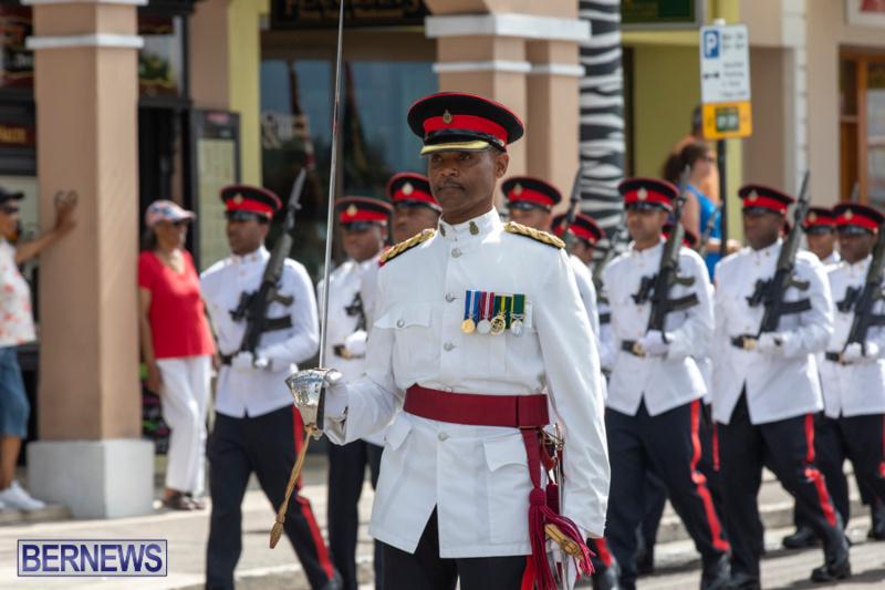 Queen's-Birthday-Parade-Bermuda-June-8-2019-3705