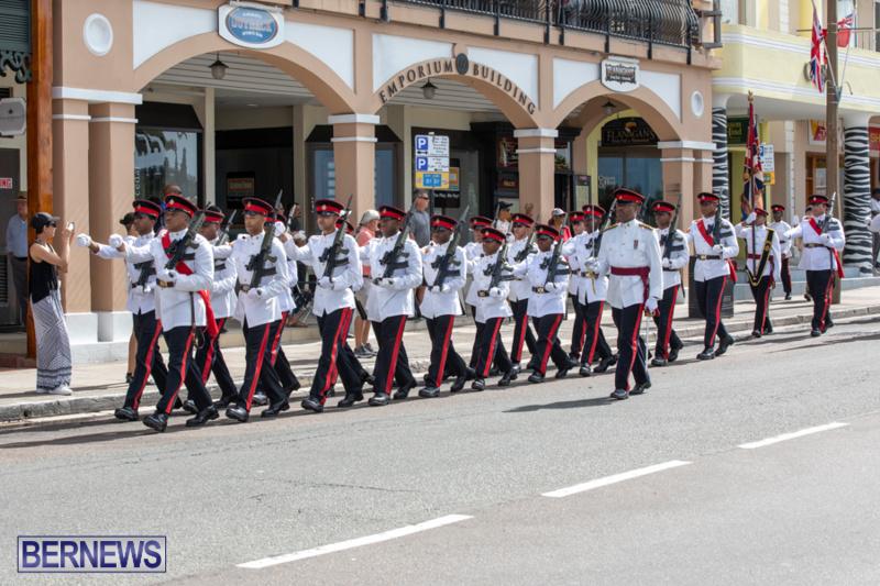 Queen's-Birthday-Parade-Bermuda-June-8-2019-3714