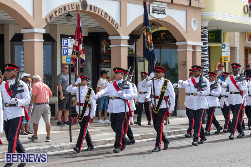 Queen's-Birthday-Parade-Bermuda-June-8-2019-3720