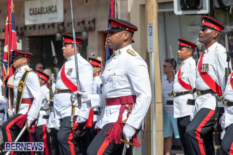 Queen's-Birthday-Parade-Bermuda-June-8-2019-3766