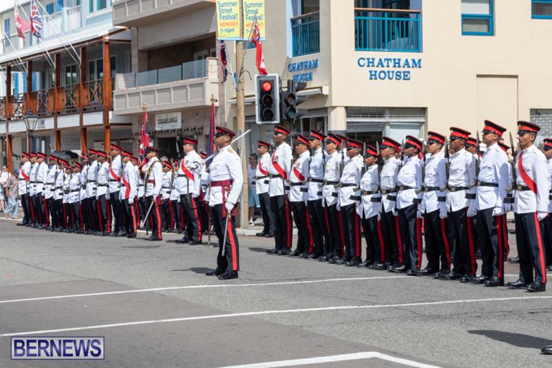 Queen's-Birthday-Parade-Bermuda-June-8-2019-3767