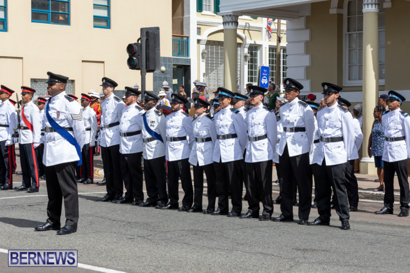 Queen's-Birthday-Parade-Bermuda-June-8-2019-3770