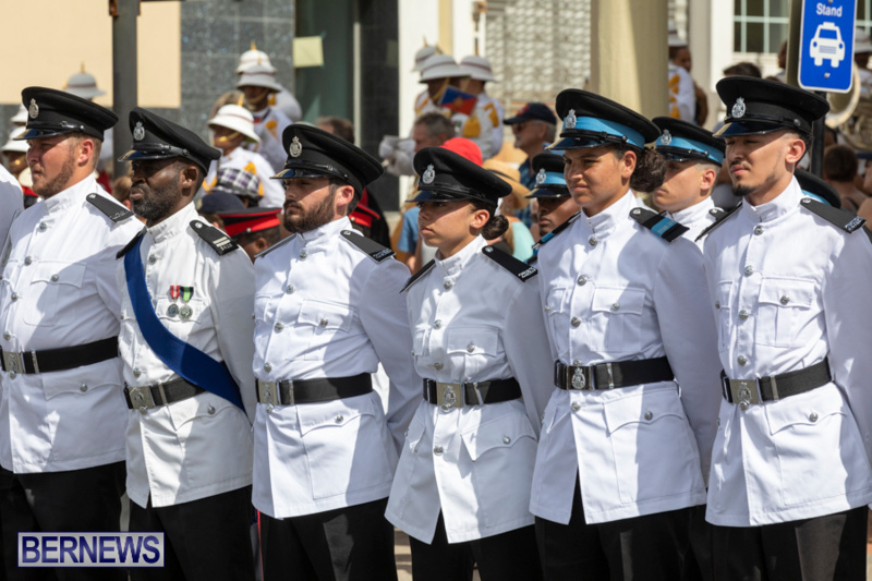Queen's-Birthday-Parade-Bermuda-June-8-2019-3771