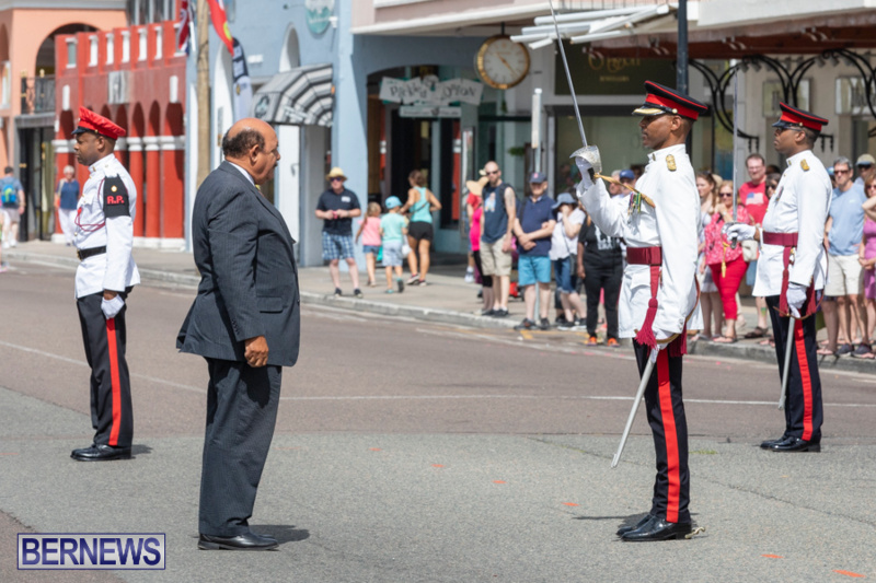 Queen's-Birthday-Parade-Bermuda-June-8-2019-3822