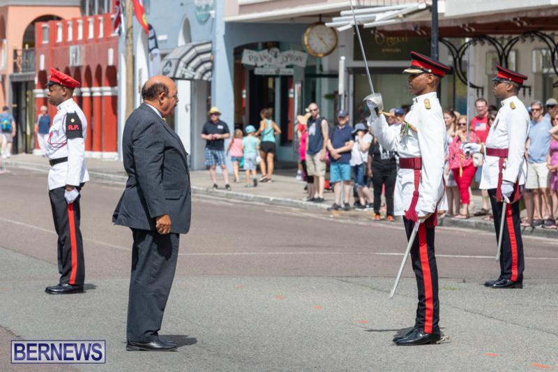Queen's-Birthday-Parade-Bermuda-June-8-2019-3822