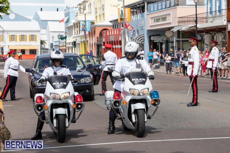 Queen's-Birthday-Parade-Bermuda-June-8-2019-3824