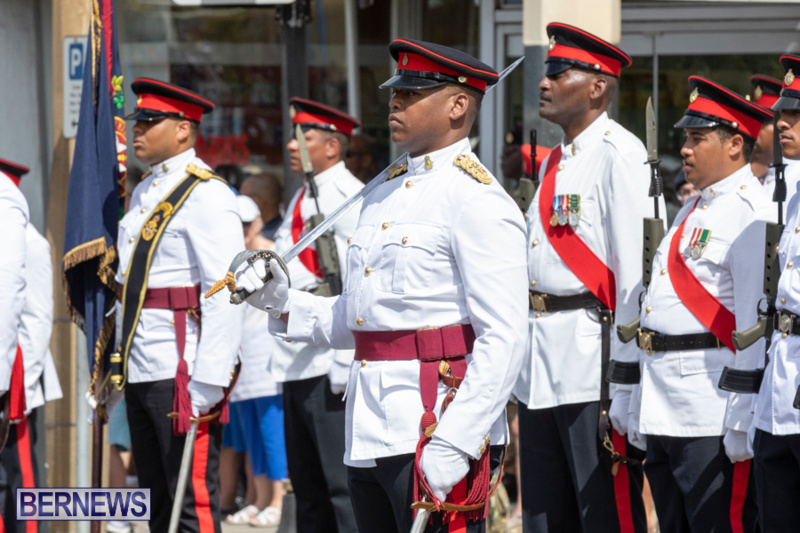 Queen's-Birthday-Parade-Bermuda-June-8-2019-3842