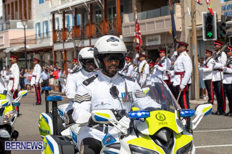 Queen's-Birthday-Parade-Bermuda-June-8-2019-3865
