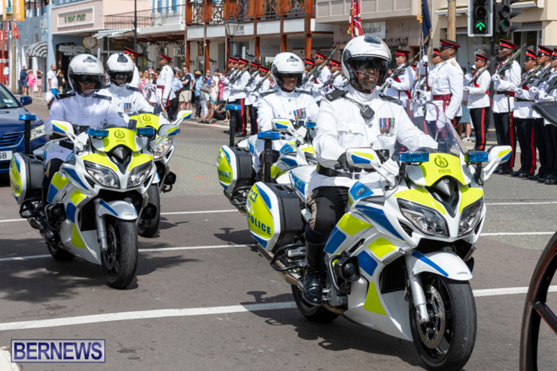 Queen's-Birthday-Parade-Bermuda-June-8-2019-3874