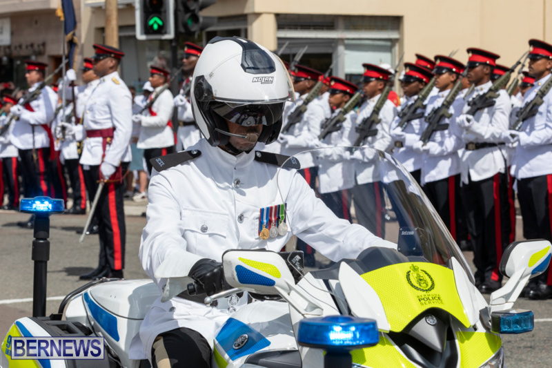 Queen's-Birthday-Parade-Bermuda-June-8-2019-3877