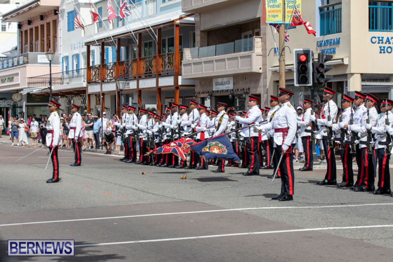 Queen's-Birthday-Parade-Bermuda-June-8-2019-3878