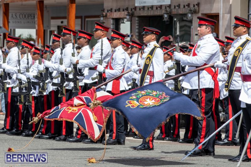 Queen's-Birthday-Parade-Bermuda-June-8-2019-3879