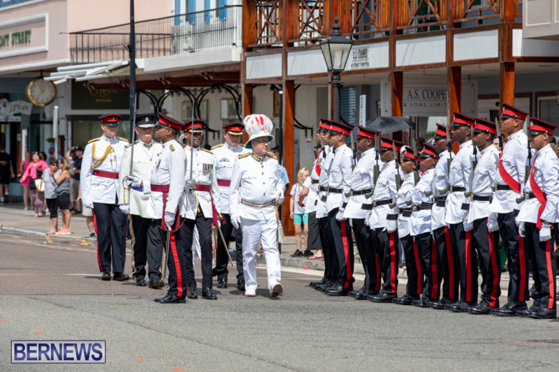 Queen's-Birthday-Parade-Bermuda-June-8-2019-3886
