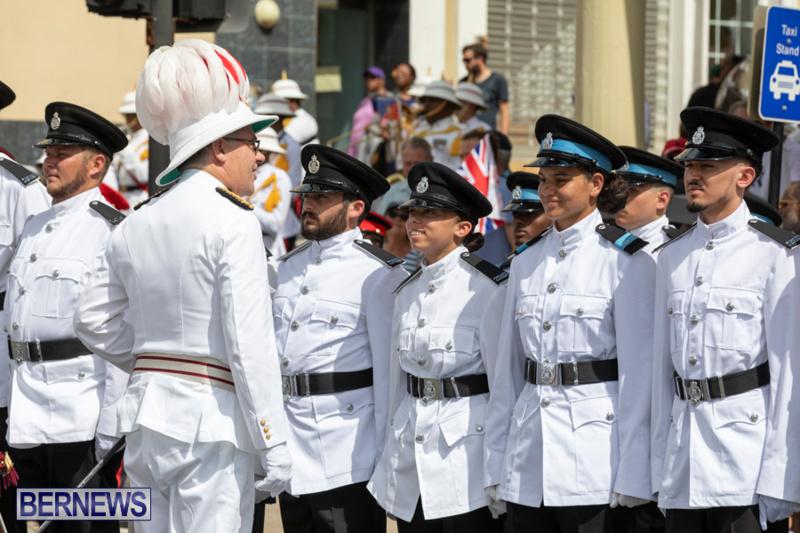 Queen's-Birthday-Parade-Bermuda-June-8-2019-3929