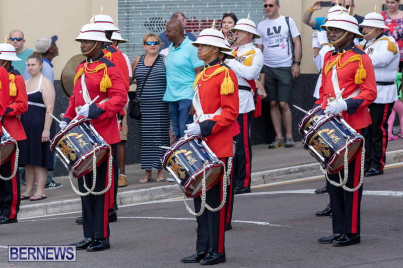 Queen's-Birthday-Parade-Bermuda-June-8-2019-3945