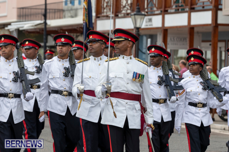 Queen's-Birthday-Parade-Bermuda-June-8-2019-3974